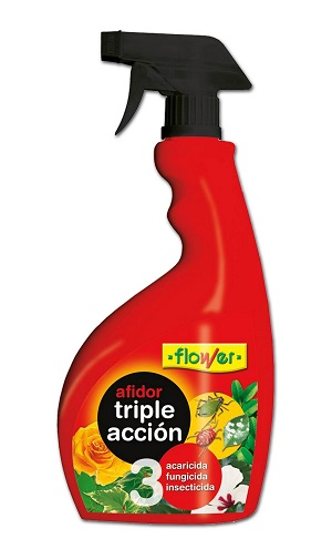 AFIDOR TRIPLE ACCION CONTRA INSECTOS 750ML